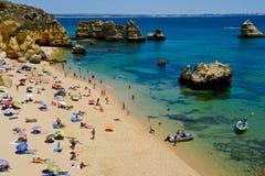 Vare cerca de Armacao de Pera, Algarve, Portugal imagen de archivo libre de regalías