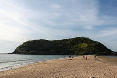 Vare el paraíso de la arena en la isla de Sumui, Surat Thani, Tailandia Imágenes de archivo libres de regalías