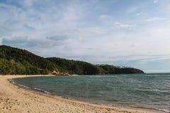 Vare el paraíso de la arena en la isla de Sumui, Surat Thani, Tailandia Imagen de archivo libre de regalías