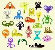 varelser vektor illustrationer
