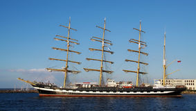 Varend schip 03 Royalty-vrije Stock Foto's