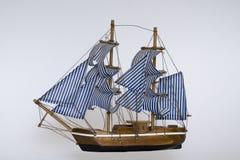 Varend schip Stock Afbeeldingen