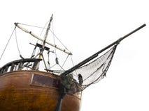 Varend schip royalty-vrije stock afbeeldingen