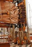 Varende boot Royalty-vrije Stock Fotografie