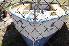 Varende boot Royalty-vrije Stock Foto