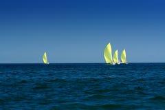 Varende sport/regatta royalty-vrije stock foto