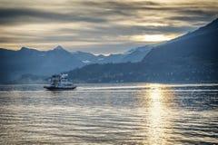 Varenna ( Como lake) Stock Photo