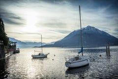 Varenna ( Como lake) Stock Photos