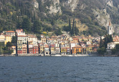 Varenna - Como lake Stock Photography