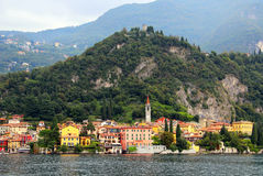 Varenna, Como lake, Italy Royalty Free Stock Photos