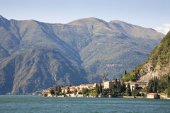 Varenna, Como Lake Stock Image