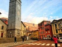Varenna, Italia imagen de archivo libre de regalías