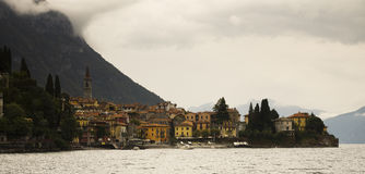 Varenna Lake Como, Italy Stock Photos