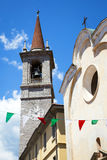 Varenna in Lake Como, Italy Royalty Free Stock Photography