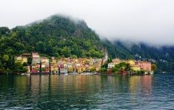 Varenna, See Como, Italien Lizenzfreie Stockfotos