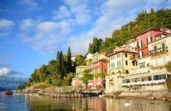 Varenna, See Como, Italien Stockfoto