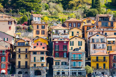 Varenna Village in Lake Como, Italy Stock Photography