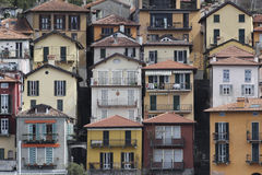 Varenna Village, Lake Como, Italy Royalty Free Stock Images