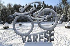 Varese, campeonatos 2008 del mundo del camino de Uci Imagen de archivo libre de regalías