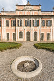 Varese Italy:  Palazzo Estense, hosting the town hall Stock Image