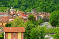 Varese Ligure Royalty Free Stock Photo