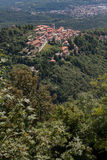 Varese, Sacro Monte, Stock Image