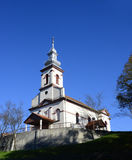 Varfurile church Stock Image