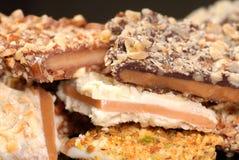 Variété de caramel anglais Image libre de droits