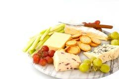 Variété de fromages Images stock