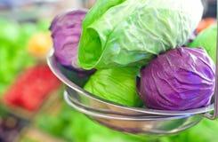 Variété de fruits et légumes Image libre de droits