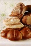 Variété de pains Image libre de droits