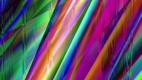 Vari colori del fondo creati sul computer archivi video