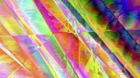 Vari colori del fondo creati sul computer video d archivio