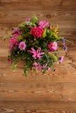 Vari generi di fiori in molti colori Fotografie Stock Libere da Diritti