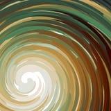 Variação espiral do fundo Foto de Stock Royalty Free