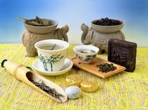 Variações do chá Imagens de Stock Royalty Free