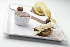 Variações do chocolate Imagens de Stock Royalty Free