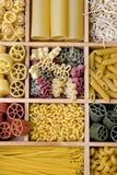 Variações do macarronete Fotos de Stock