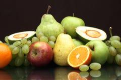 Varia aún-vida de la fruta Fotografía de archivo