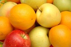Varia frutta immagini stock libere da diritti