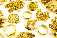 Varia a jóia Imagens de Stock