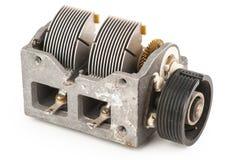 Variabel kondensator fotografering för bildbyråer