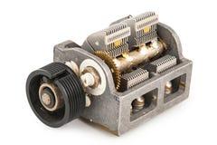 Variabel kondensator royaltyfri fotografi