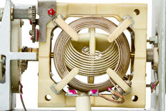 Variable Induction Coil Stock Image