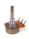 Variable resistor Royalty Free Stock Photos