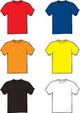 Variación de la camiseta Fotos de archivo libres de regalías