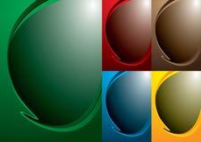 Variación del chasquido Imagen de archivo libre de regalías