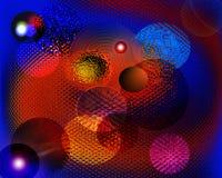 Variaciones redondas imagen de archivo libre de regalías