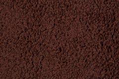 Varianten van kleurenoplossingen voor tapijtstof Stock Foto