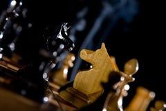 variantes de composition d'échecs Photographie stock libre de droits